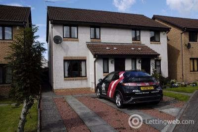 Property to rent in Camphill Place, Ayr, South Ayrshire, KA7 3NN