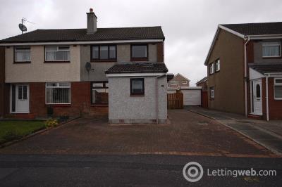 Property to rent in Inchmurrin Drive, Kilmarnock, East Ayrshire, KA3 2JD