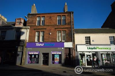 Property to rent in Alloway Street, Ayr, South Ayrshire, KA7 1SP