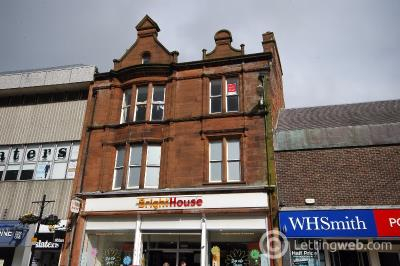 Property to rent in High Street, Ayr, South Ayrshire, KA7 1RQ