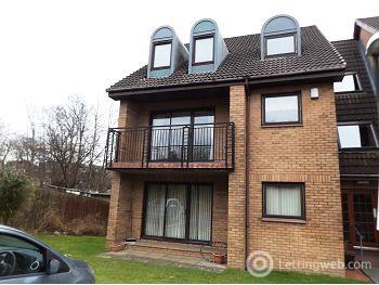Property to rent in Burnside Court, Bearsden