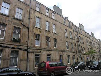 Property to rent in Buchanan Street, Edinburgh Available 21st September