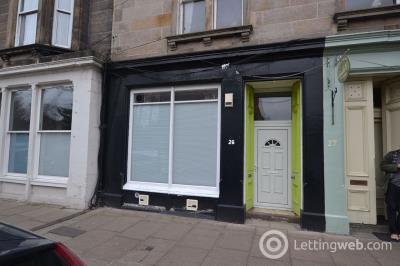 Property to rent in Sciennes Road, Edinburgh                Available: 19th April