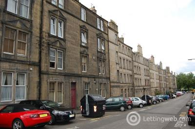 Property to rent in Dean Park Street, Edinburgh    Available 13th September