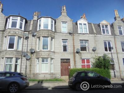 Property to rent in 112 Union Grove, First Floor Right, Aberdeen