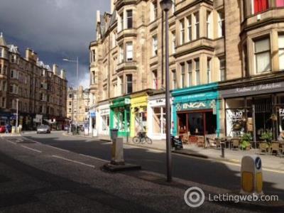 Property to rent in Bruntsfield Place, Edinburgh, EH10