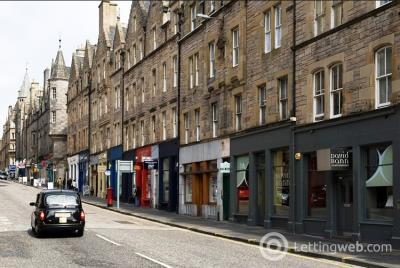 Property to rent in St Mary's Street, City Centre, Edinburgh, EH1