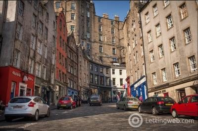 Property to rent in West Bow, City Centre, Edinburgh, EH1