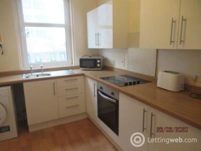 Property to rent in Bon Accord Terrace, Top Floor, Aberdeen, Aberdeenshire, AB11