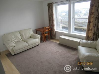 Property to rent in Castle Terrace, First Floor Right, Aberdeen, Aberdeenshire, AB11