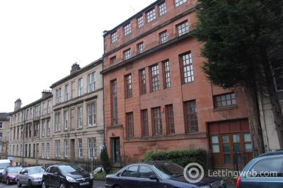 Property to rent in George Walton House, 35 Buccleuch Street, Glasgow, G3