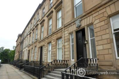 Property to rent in Park Circus Place, Flat B