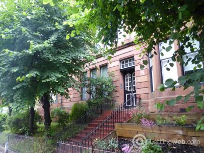 Property to rent in Clarence Drive, Hyndland