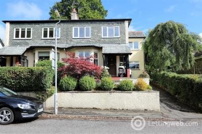 Property to rent in Moor Road, Milngavie