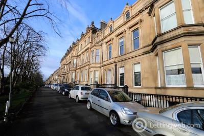 Property to rent in Crown Terrace, G12 9HA