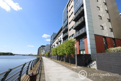 Property to rent in Meadowside Quay Walk, G11 6AY