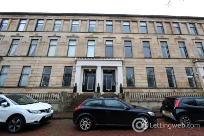 Property to rent in Hamilton Drive, G12 8DW