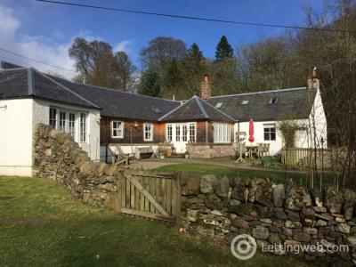 Property to rent in Mill of Fyall Cottage, Alyth, Perthshire, PH11 8LB