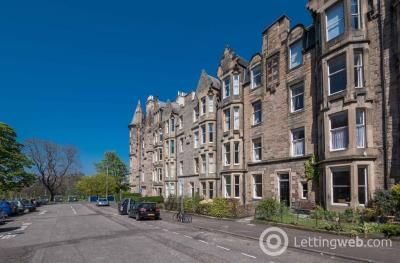 Property to rent in SPOTTISWOODE STREET, MARCHMONT, EH9 1ER