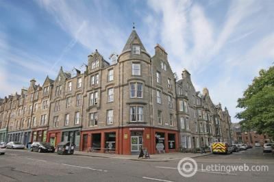 Property to rent in ARGYLE PLACE, BRUNTSFIELD, EH9 1JT