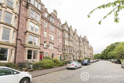 Property to rent in WARRENDER PARK TERRACE, MARCHMONT, EH9 1ED
