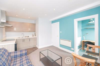 Property to rent in GARDNERS CRESCENT, FOUNTAINBRIDGE, EH3 8DF