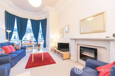 Property to rent in COATES GARDENS, CITY CENTRE EH12 5LE