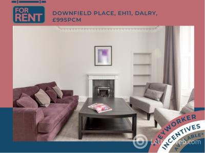 Property to rent in Downfield Place, Dalry, Edinburgh, EH11 2EH