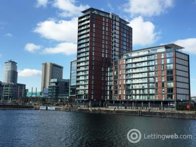 Property to rent in City Lofts, Salford Quays, M50