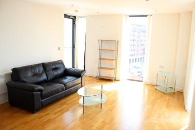 Property to rent in Millennium Tower, Salford Quays, M50