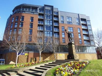 Property to rent in Zenith, Chapel Street, Salford, Manchester, M3