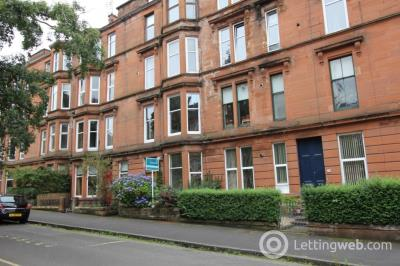 Property to rent in SHAWLANDS, WAVERLEY GARDENS, G41 2ED - FURNISHED