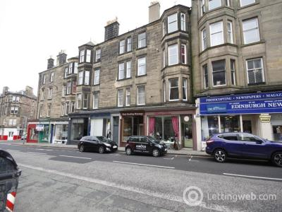 Property to rent in Comiston Road, Morningside, Edinburgh
