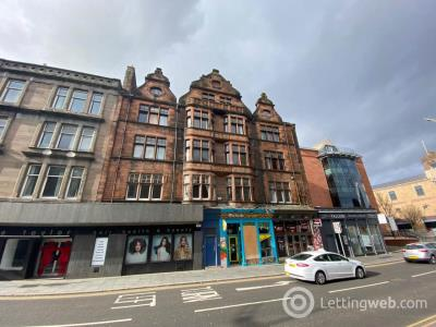 Property to rent in 93 1/1 Nethergate,