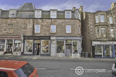 Property to rent in 23D East High Street, Crieff