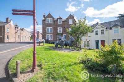Property to rent in Lodge Street, Crieff