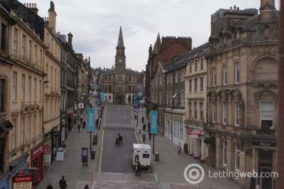 Property to rent in Port Street, Stirling