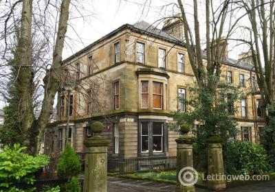 Property to rent in Lorraine Gardens, Glasgow, G12