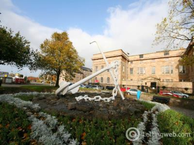 Property to rent in Custom House Way, Greenock, PA15