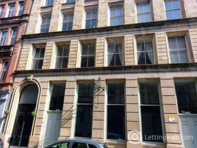 Property to rent in Miller Street, Merchant City, Glasgow, G1