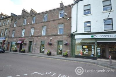 Property to rent in 25B Wellmeadow, Blairgowrie