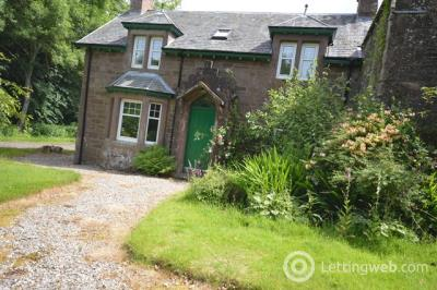 Property to rent in Garden Cottage, Fordoun Estate, Auchterarder