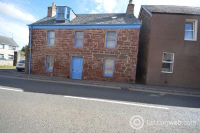 Property to rent in Queen Street, Coupar Angus