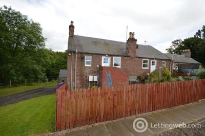 Property to rent in Middle Cottage, Bridgend of Ruthven, Meigle