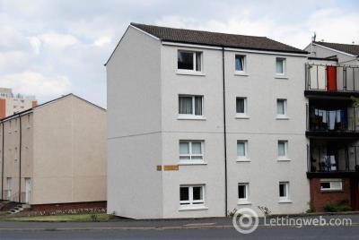Property to rent in Wellington Street, GREENOCK FURNISHED