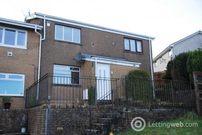 Property to rent in Crisswell Crescent, GREENOCK UNFURNISHED