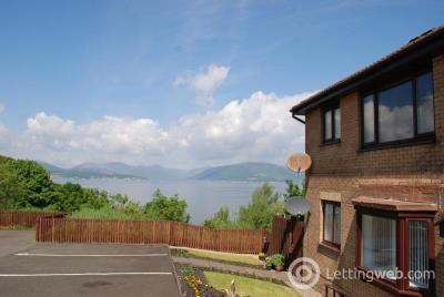 Property to rent in Dunrobin Drive, GOUROCK UNFURNISHED