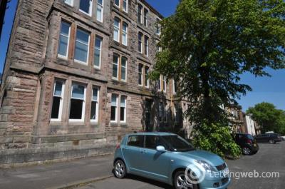 Property to rent in Forsyth Street, GREENOCK UNFURNISHED