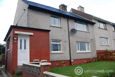 Property to rent in Glamis Drive, GREENOCK UNFURNISHED