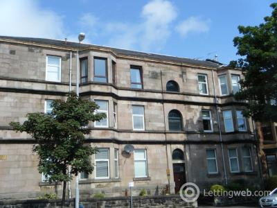 Property to rent in Campbell Street, GREENOCK UNFURNISHED
